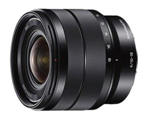 Best Sony Lens for Landscape Photography